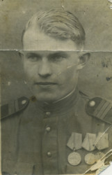 Кошелев Виктор, Германия 1946 г.