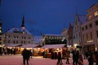 Старый Таллинн площадь