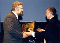004.Присуждение звания ЧЕЛОВЕК ГОДА-2000