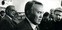 17. Встреча Н. Назарбаева в Кустанае, сентябрь 1993 г.