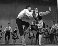 30. Ансамбль Уральские самоцветы, ДК ЧТЗ, декабрь 1967 г.