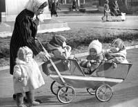 5. Общая няня. Челябинск, Детский парк, 1963 г.