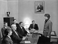 6. Заседание парткома ЧТПЗ, январь 1984 г.