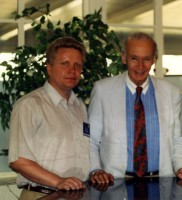 23. С Мэлором Стуруа, США, Миннеаполис, 1999 г.