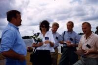 24. У американского фермера, Миннесота, август 1999 г.