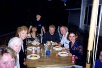 28. Борщ и водка с американцами, август 1999 г.