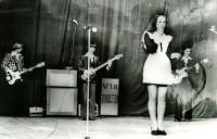 3. Ансамбль Абатской средней школы, 1979 г.