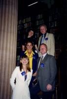 31. Российские журналисты в США, август 1999 г.