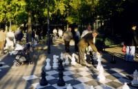 33. В парке Женевы, октябрь 1999 г.