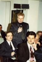 35. Семинар Евросоюза в Москве, 2000 г.