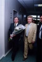 36. Анатолий Карпов в гостях у ЧР, Челябинск, май 2001 г.