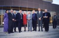 40. С коллегами по ЧР, апрель 2003 г.