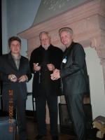 45. Потсдам, у камина Черчиля с коллегами, ноябрь 2006 года