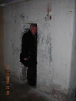 46. Вот в таком положении часами стояли заключенные тюрьмы спецслужбы ГДР, ноябрь 2006 год