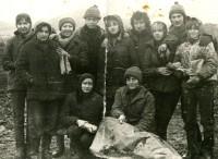 5. Журфак в колхозе, сентябрь 1980 г.