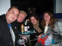 50. Едем с коллегами из Брюсселя в ..., ноябрь 2007 года