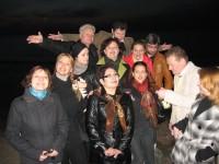 60.С коллегами в Калининграде, апрель 2010 года