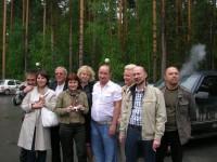 61. Встреча с однокурсниками, май 2010 г.