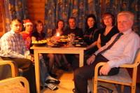 67. Встреча Нового 2012 года в Финляндии
