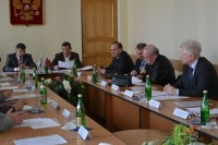 70. На заседании Общественного совета при Росреестре по Челябинской области, апрель 2012 года