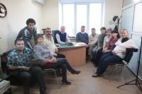 75. Утренняя планерка, Челябинский рабочий, октябрь 2012 года