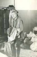8. Кухонный мальчик, сентябрь 1982 г.
