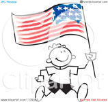 Clipart-Sticker-Boy-Running-With-An-American-Flag-Royalty-Free-Vector-Illustration-10241109063